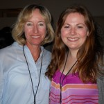 Wendy Delsol, author of the STORK series and Elizabeth Eulberg, author of TAKE A BOW & PROM AND PREJUDICE