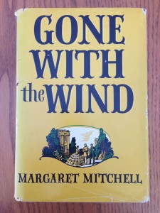 This is the copy of GONE WITH THE WIND that I bought and read when I was 12. The cost back then was $9.95, still well worth it. 1037 pages. It's the 86th printing. I'm so happy I have this after all these years.
