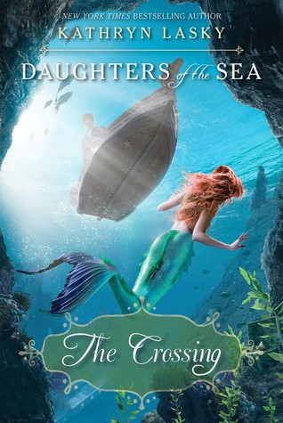 The Crossing - Fourth novel in the DAUGHTERS OF THE SEA Series!