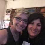 Nicole Brinkley and me