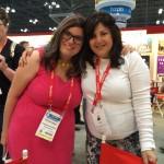 Never Never author Brianna Shrum and me.