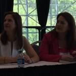 Sarah Dessen and Carrie Ryan