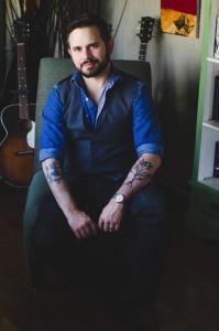Jeff Zentner, photo credit: J Hernandez