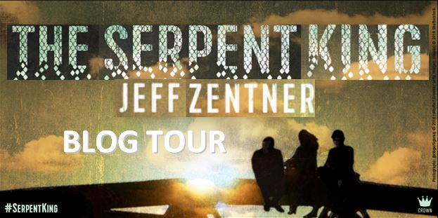 The Serpent King Blog Tour Banner