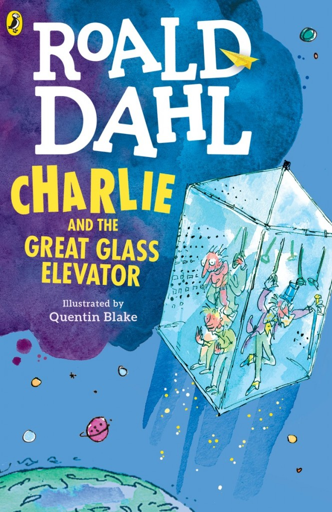 Charlie and the Glass Elevator