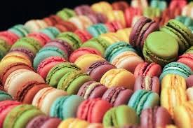 Mmmmmm macarons.
